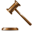 png image of gavel icon