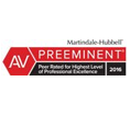 martindale hubbell preeminent rating logo.png